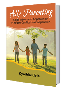 Ally Parenting Book Chapter: Choose Your Parental Role: Director, Collaborator,or Supporter