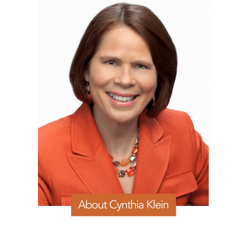 about cynthia klein parent coach