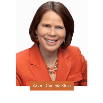 about cynthia klein parent coach