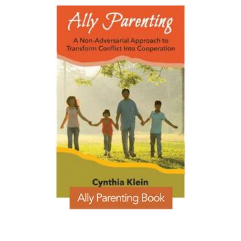 ally parenting book cynthia klein parent coach