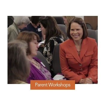 parent workshops with cynthia klein